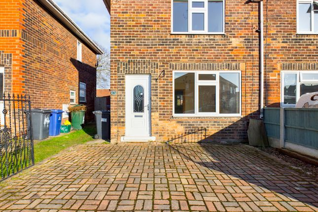 2 bed semi-detached house for sale in Broc-O-Bank, Norton, Doncaster, South Yorkshire DN6