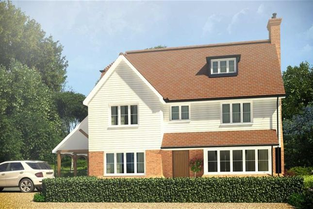 Thumbnail Detached house for sale in Chestfield Farm, Whitstable, Kent