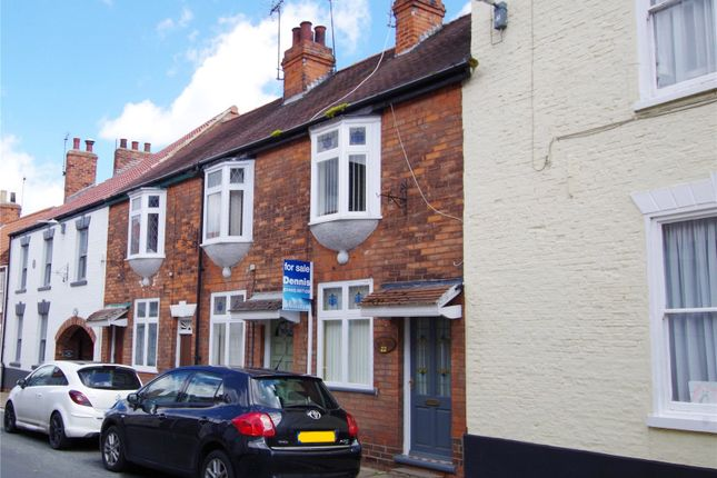 Thumbnail Terraced house for sale in Souttergate, Hedon, Hull