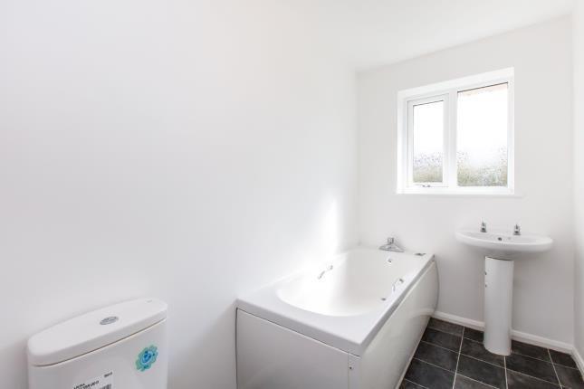 Bathroom of Merlin Way, Crewe, Cheshire CW1