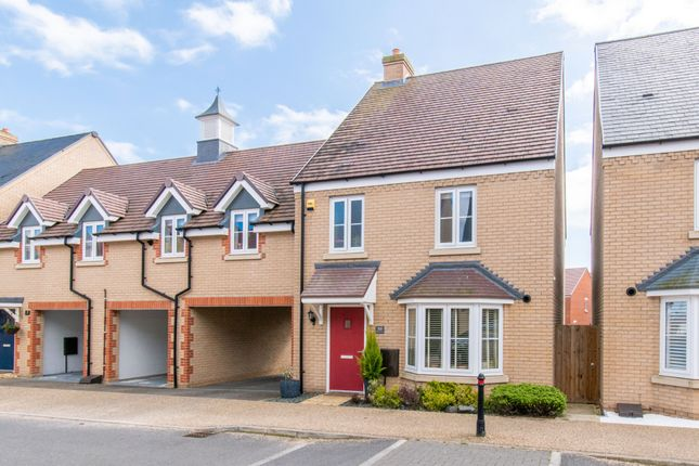 Thumbnail Semi-detached house for sale in Rutherford Way, Biggleswade