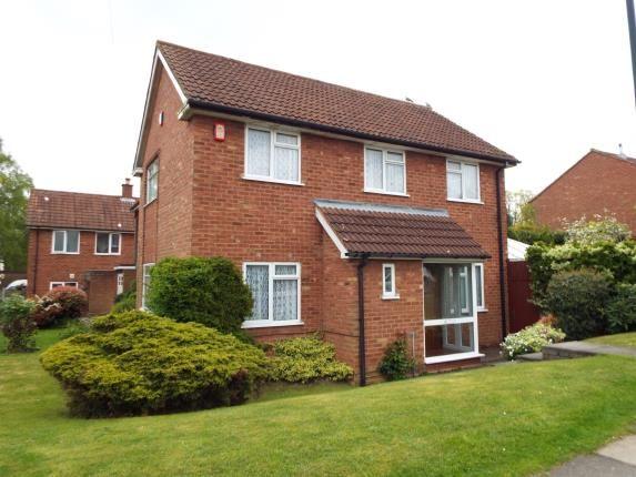 Thumbnail Link-detached house for sale in St. Denis Road, Birmingham, West Midlands