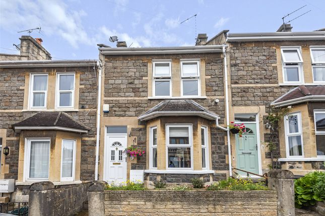 Thumbnail Terraced house for sale in St. Johns Road, Lower Weston, Bath