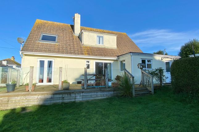 5 bed detached house for sale in Pengersick Lane, Germoe, Penzance TR20