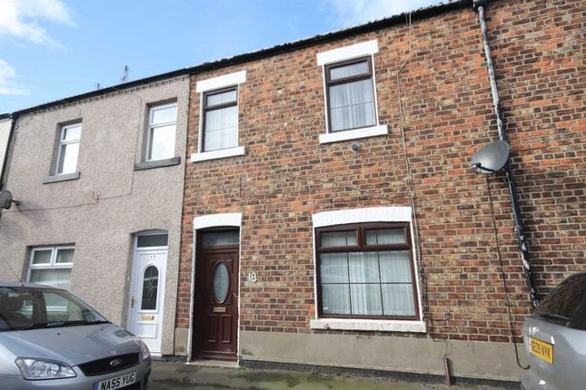 Thumbnail Terraced house to rent in Hartington Street, Loftus, Saltburn-By-The-Sea