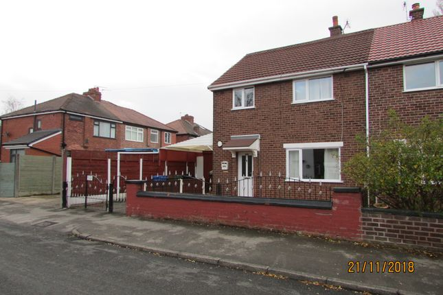 Thumbnail Semi-detached house to rent in Matlock Road, Reddish