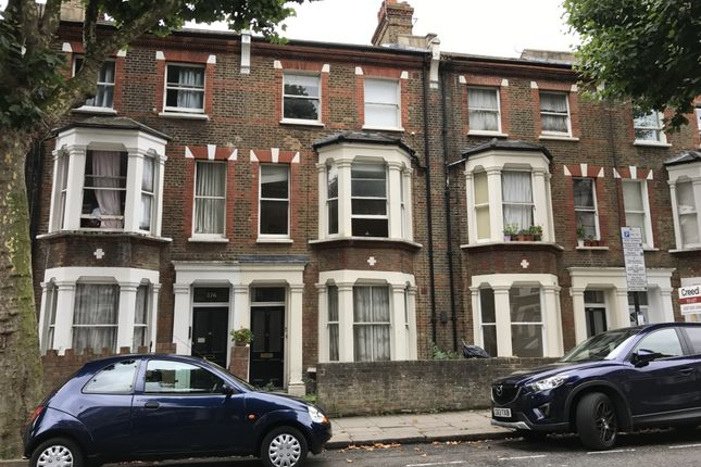 Thumbnail Flat to rent in Shirland Road, London