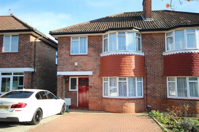 Thumbnail Property for sale in St. Dunstans Avenue, London