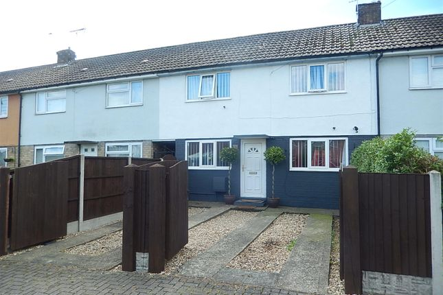 Thumbnail Terraced house for sale in Theaker Avenue, Gainsborough