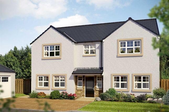 "Thumbnail Detached house for sale in ""The Bowmore"" at Gateside Road, Haddington"