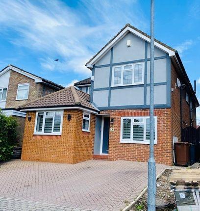 Thumbnail Detached house to rent in Chartridge Close, Bushey