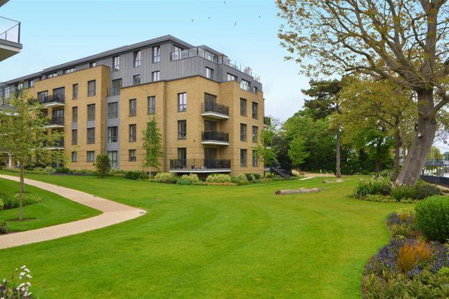 Thumbnail Flat to rent in Pinewood Gardens, Teddington