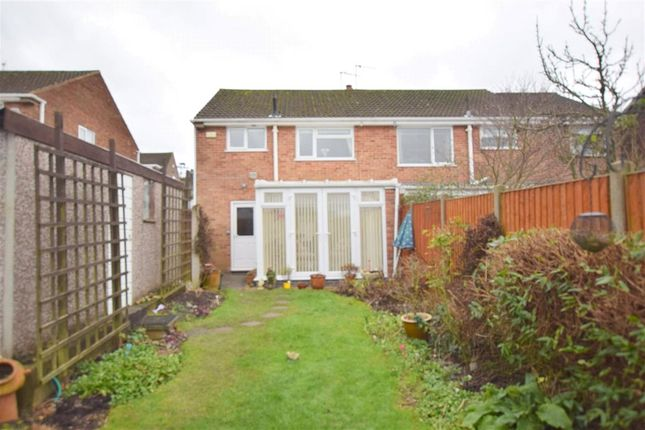 Garden of Greaves Close, Arnold, Nottingham NG5