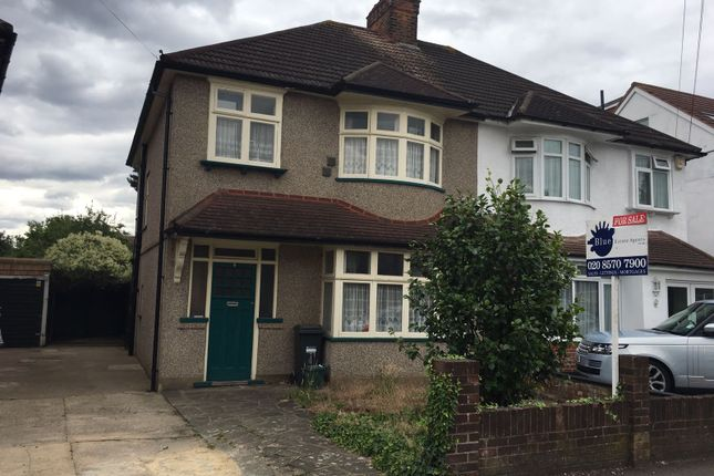 3 bed semi-detached house for sale in Sutton Hall Road, Hounslow