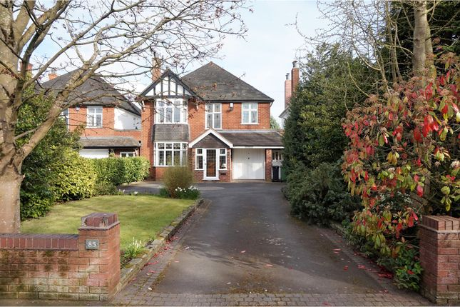 Thumbnail Detached house for sale in Norton Road, Stourbridge
