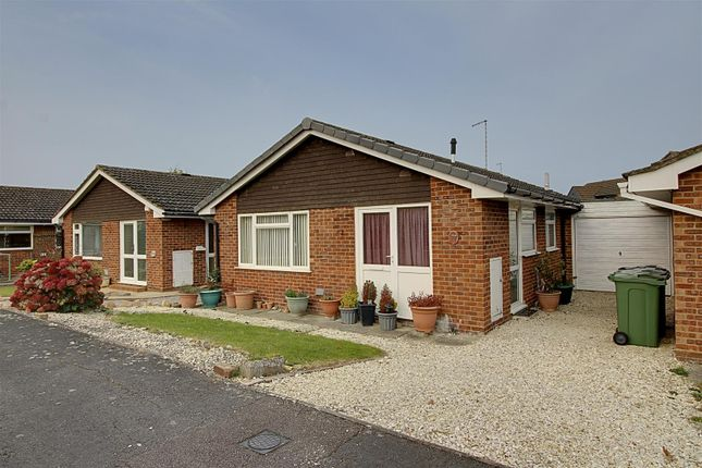 Thumbnail Detached bungalow for sale in Towning Close, Deeping St. James, Peterborough