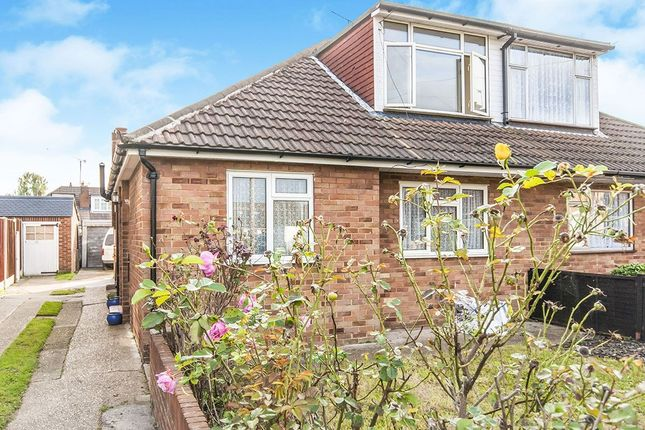 Thumbnail Bungalow for sale in The Gardens, Feltham