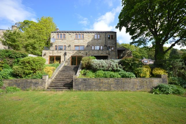 Thumbnail Detached house for sale in Binns Lane, Holmfirth, Huddersfield