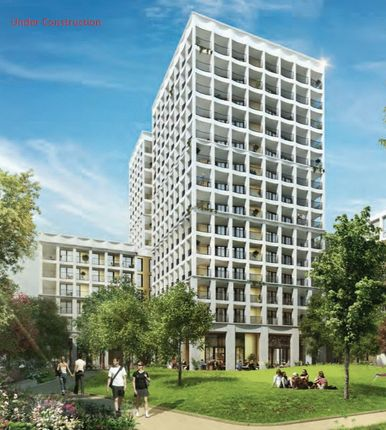 Thumbnail Property for sale in Royal Wharf, North Woolwich Road, London