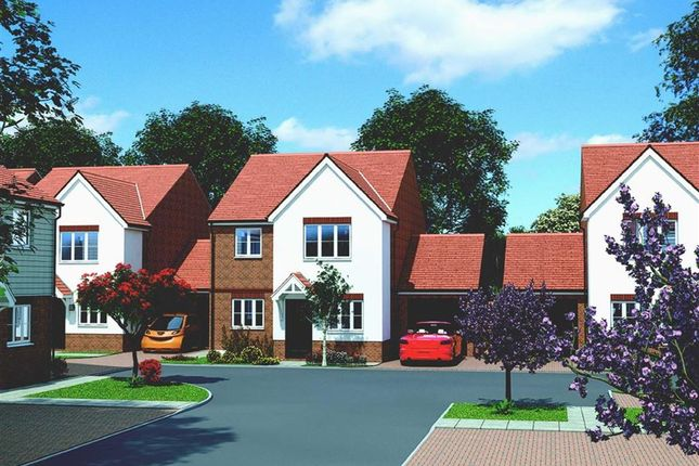 Thumbnail Detached house for sale in Ickleford Mews, Hitchin, Hertfordshire