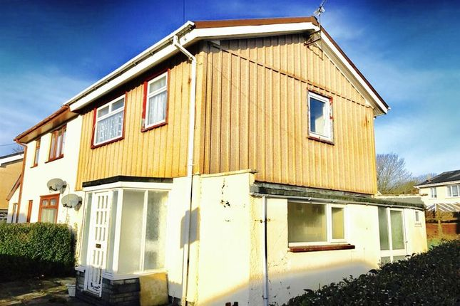 Thumbnail Semi-detached house to rent in Maescynon, Hirwaun, Aberdare