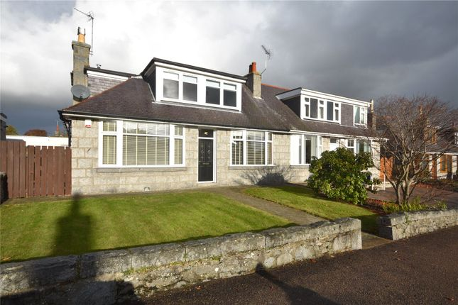 Thumbnail Semi-detached house to rent in Viewfield Road, Aberdeen