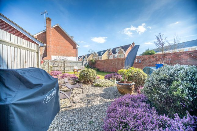 Thumbnail Detached house for sale in Durham Drive, Deepcut, Camberley, Surrey