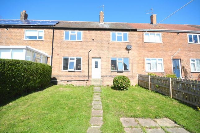 Thumbnail Terraced house to rent in Southfield, Pelton, Chester Le Street