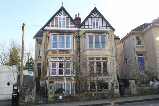 Thumbnail Maisonette for sale in Zetland Road, Redland, Bristol