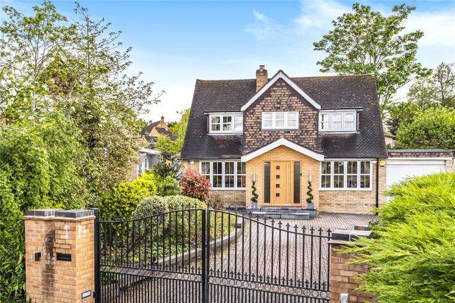 Thumbnail Detached house for sale in Windrush Close, Ickenham, Uxbridge