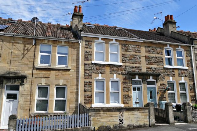 Thumbnail Terraced house for sale in Ivy Avenue, Oldfield Park, Bath