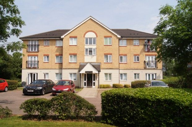 Thumbnail Flat for sale in Perspective House Tysoe Avenue, Enfield