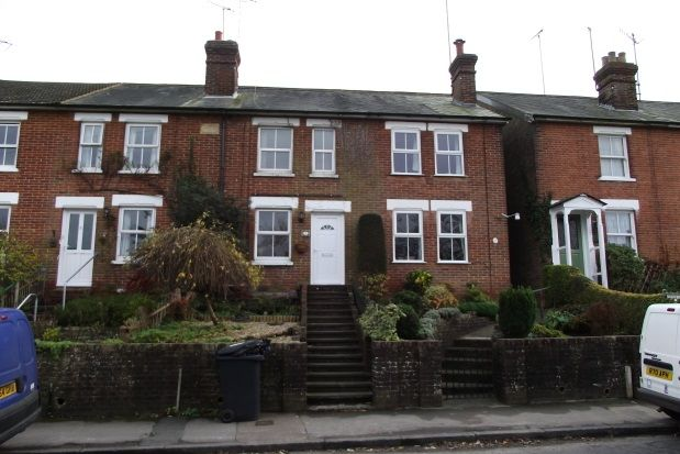 Thumbnail Property to rent in Western Road, Crowborough