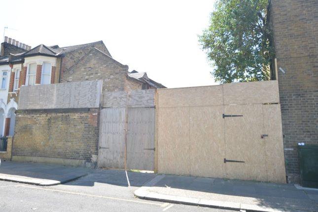 Thumbnail Land for sale in Upton Lane, London