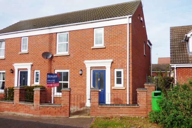 Thumbnail Property for sale in Norwich Road, Lingwood