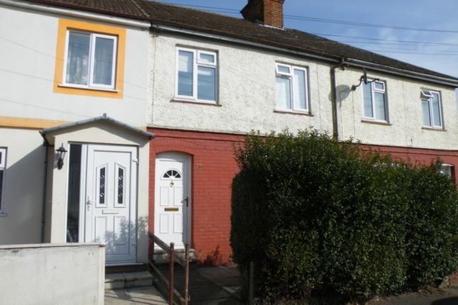 Thumbnail Terraced house to rent in Keyes Avenue, Chatham