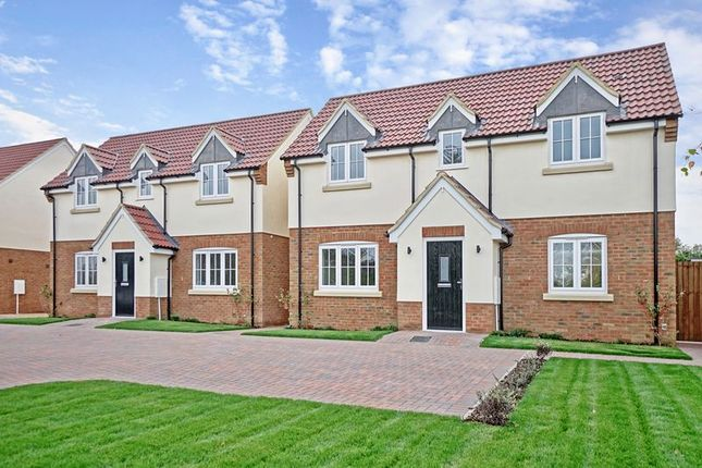 Thumbnail Detached house for sale in Colmworth Road, Little Staughton, Bedford