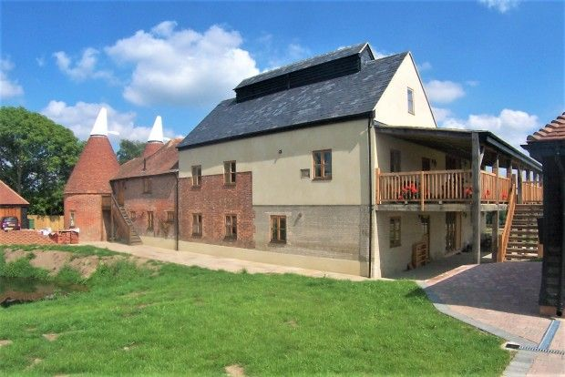 Thumbnail Flat to rent in New Pond Road, Benenden, Cranbrook