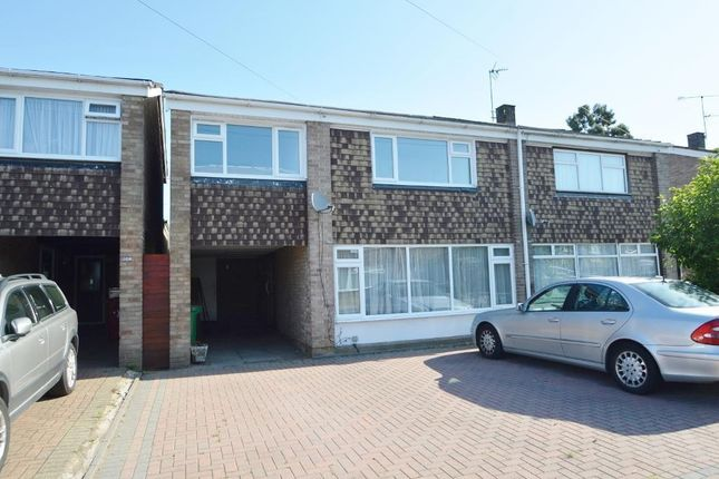Thumbnail Semi-detached house to rent in Alderbury Road, Slough