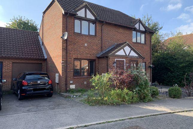 Thumbnail Semi-detached house for sale in Carteret Close, Willen, Milton Keynes