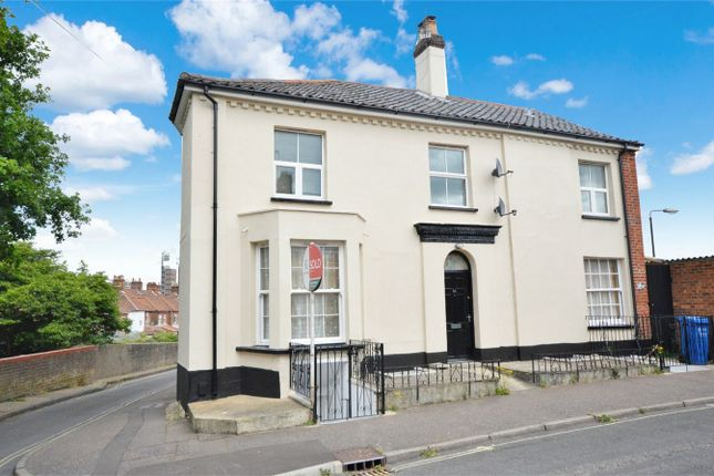Thumbnail Flat for sale in Goldwell Road, Norwich