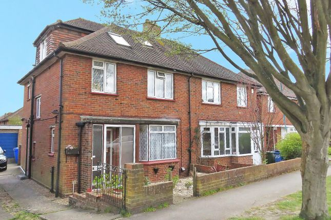 4 bed semi-detached bungalow for sale in Friend Ave, Aldershot, 0 GU12