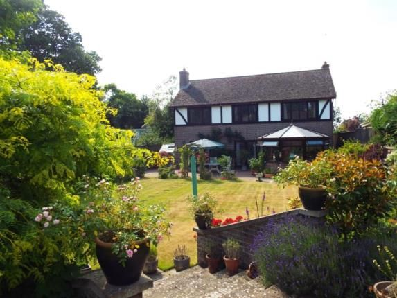 Thumbnail Detached house for sale in Wroxham, Norwich, Norfolk