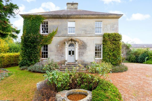 Thumbnail Detached house to rent in Chicksgrove, Tisbury, Salisbury
