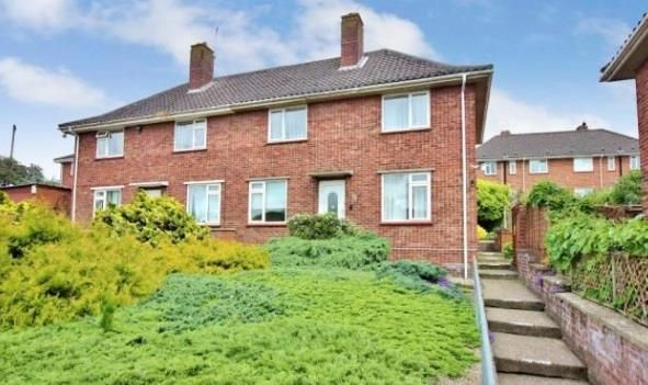 Thumbnail Property to rent in Peckover Road, Norwich