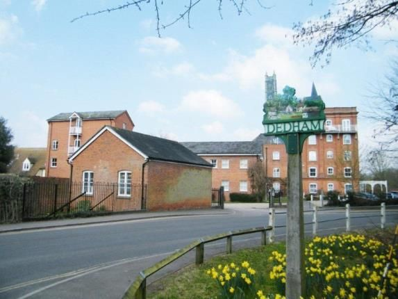 Thumbnail Flat for sale in Mill Lane, Dedham, Colchester