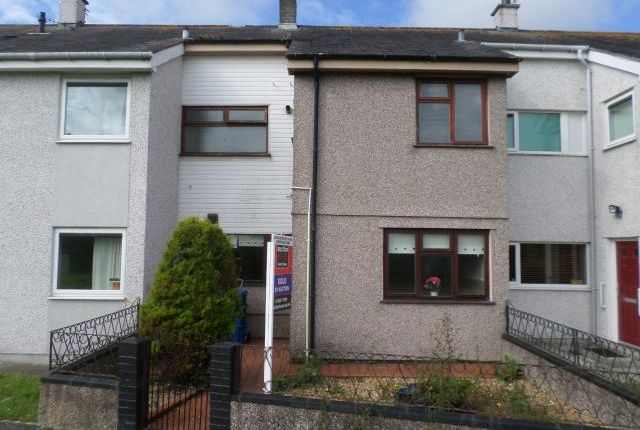 3 bed terraced house to rent in 14, Glan Peris, Caernarfon