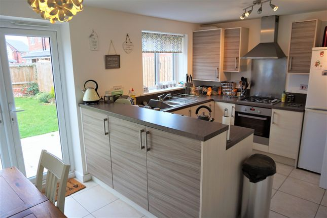 Thumbnail Semi-detached house for sale in Harbridge Road, Broughton