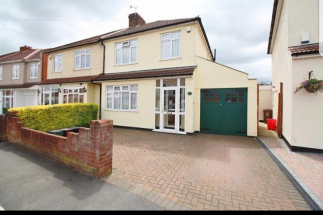 Thumbnail End terrace house to rent in Sydney Road, Bexleyheath