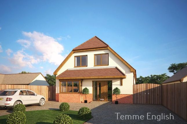 Thumbnail Detached house for sale in Louvaine Avenue, Wickford
